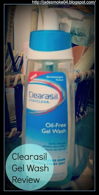 Clearasil Stay Clear Oil-Free Gel Wash Review