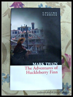 Adventures of Huckleberry Finn; Mark Twain
