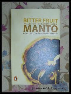 Bitter Fruit; Manto