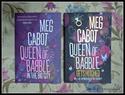 Meg Cabot; Queen of Babble Trilogy