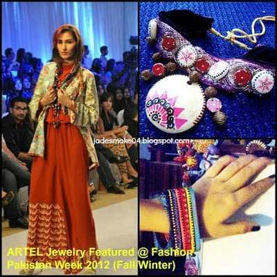 ARTEL By Bina Ali at FPW'12