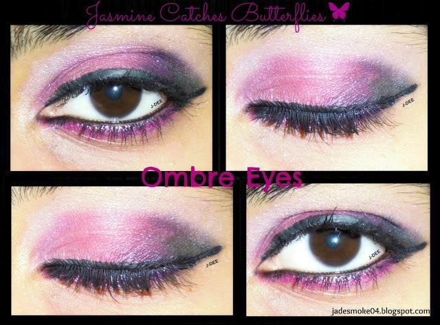 Ombré Eyes by Jasmine Catches Butterflies ʚϊɞ