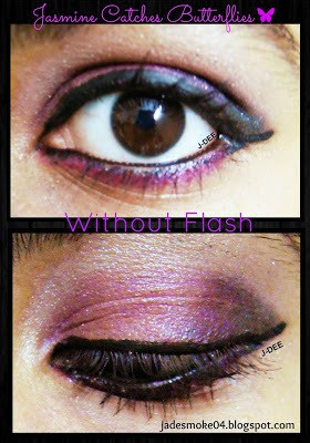 Ombré Eyes by Jasmine Catches Butterflies ʚϊɞ (without flash)