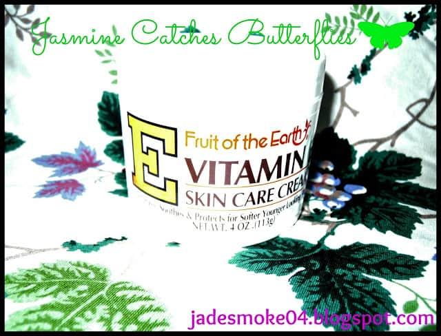 Fruit of the Earth Vitamin E Skin Care Cream