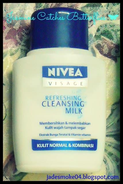 Nivea Visage Cleansing Milk