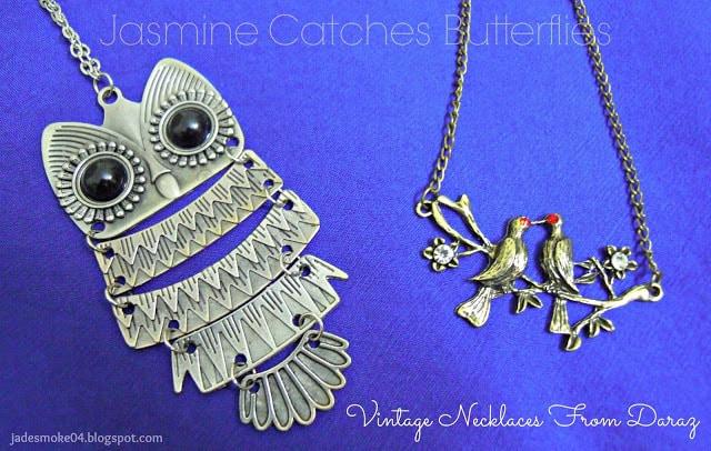 Vintage Necklaces From Daraz