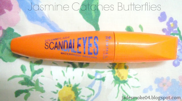 Rimmel Scandal Eyes