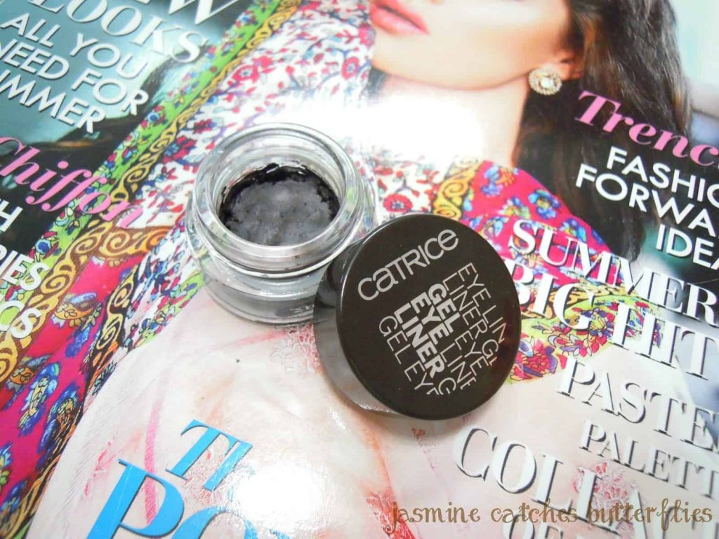 Catrice Gel Eye Liner 020 It's Mambo Nr.2 Review and Swatches