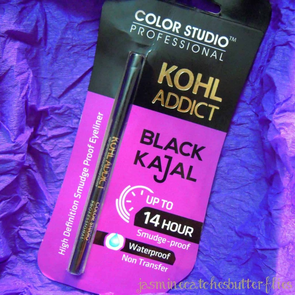 Color Studio Kohl Addict Black Kajal