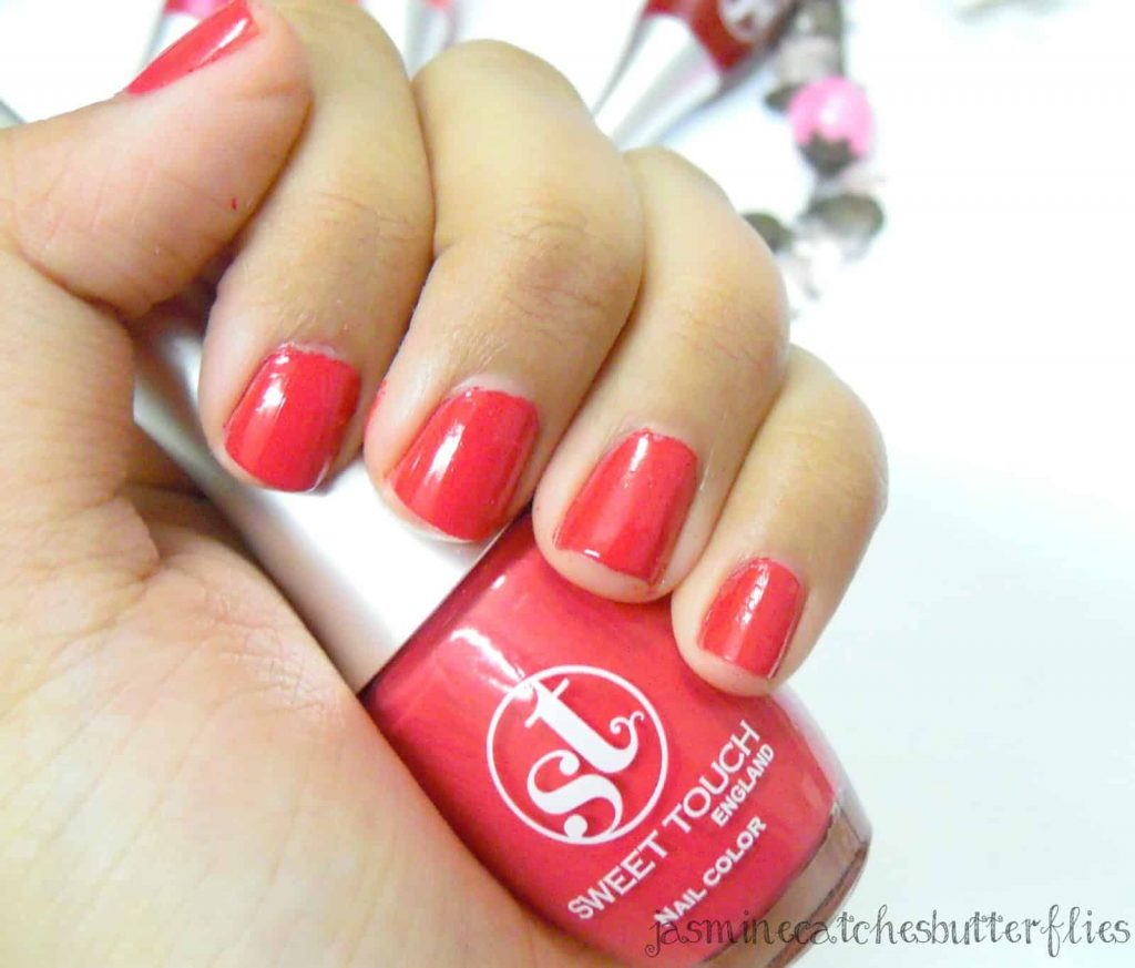 Love Expressions by Sweet Touch (Limited Edition Nail Polish Set)