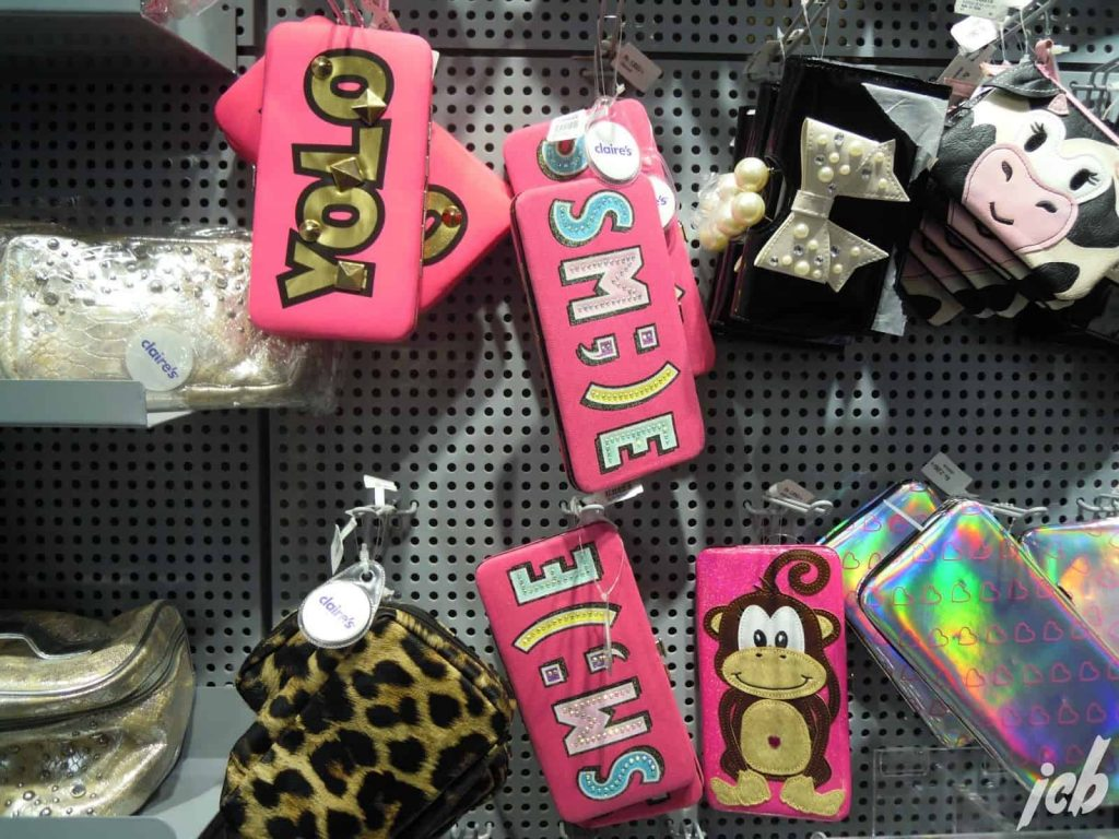 Claire's Clutches