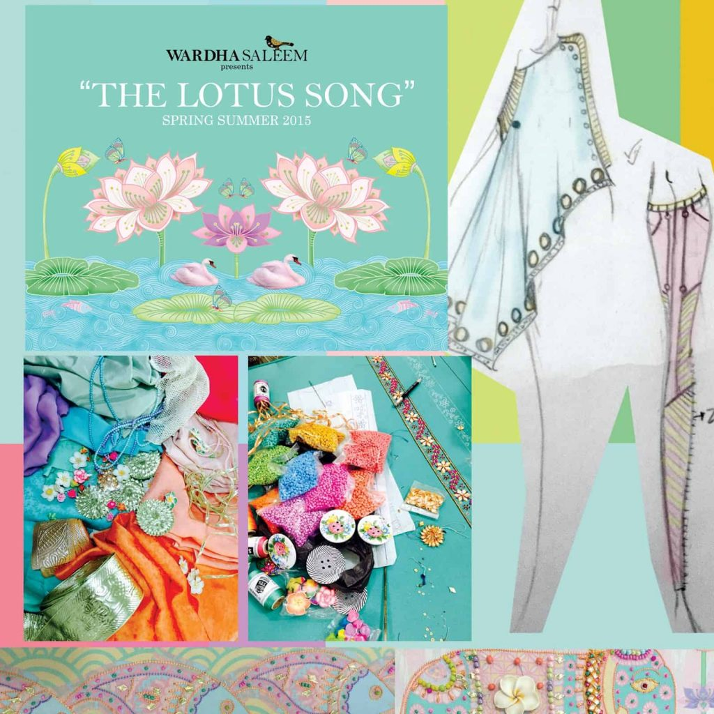 Wardha Saleem The Lotus Song Collection