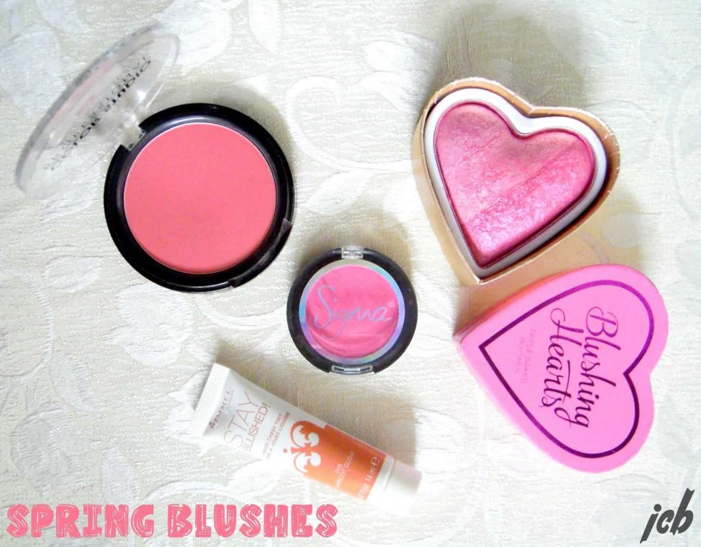 My Spring Blush Wardrobe