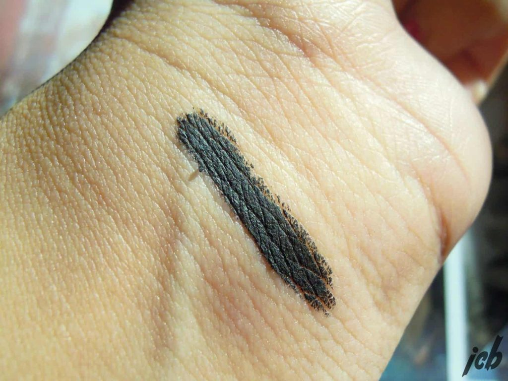 Maybelline Colossal Kajal Extra Black Review and Swatch