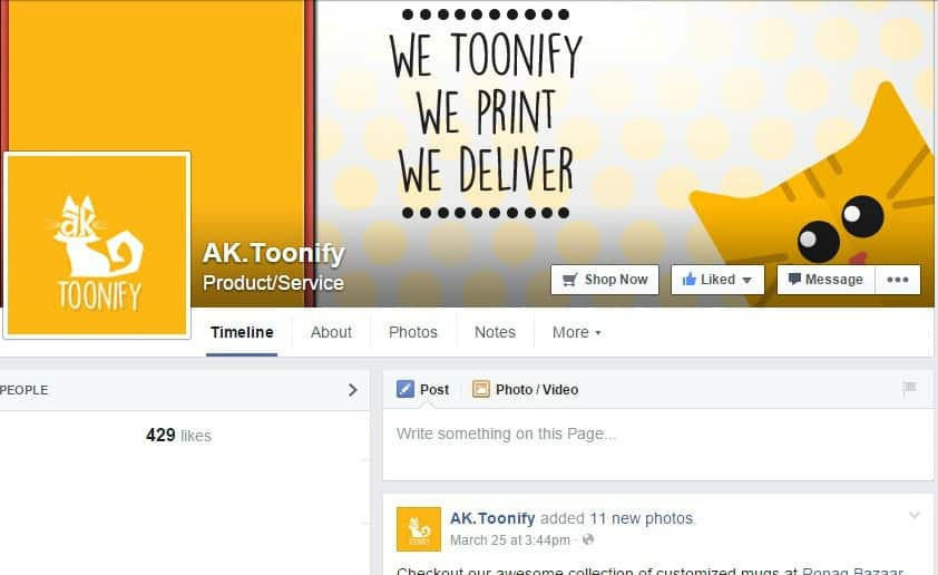 AK Toonify