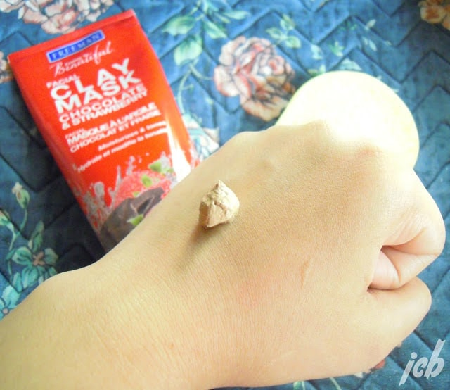 Freeman Chocolate and Strawberry Clay Mask Review