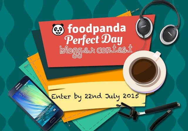 Foodpanda Bloggers Competition
