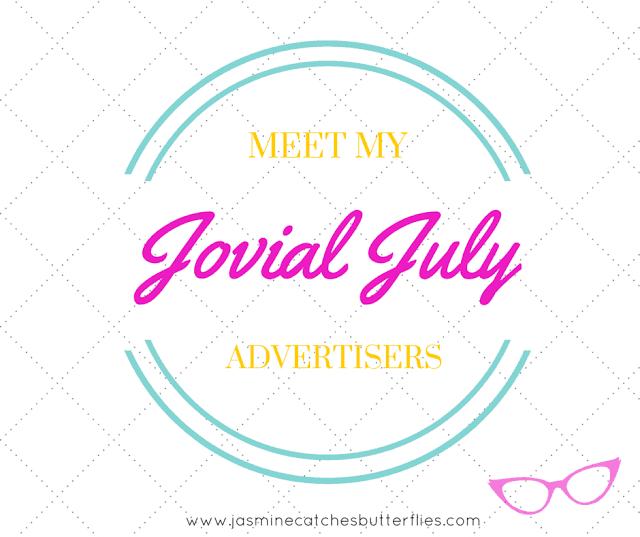 Meet My Jovial July Advertisers
