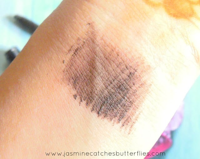 PHB Natural Mascara in Brown Swatches