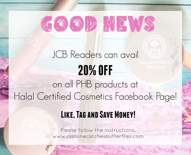 PHB Discount for JCB Readers