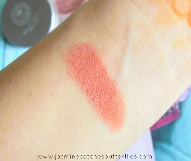 PHB Mineral Blusher in Warm Apricot Swatches