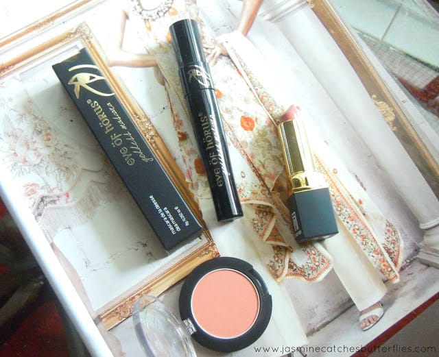 Eye of Horus Goddess Black Mascara Review and Swatches