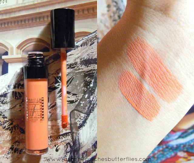 Makeup Atelier Paris Liquid Lipstick - Mandarine