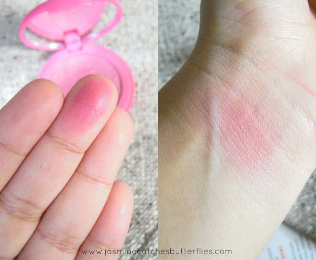 Tarte Amazonian Clay Blush in Blushing Bride Swatches