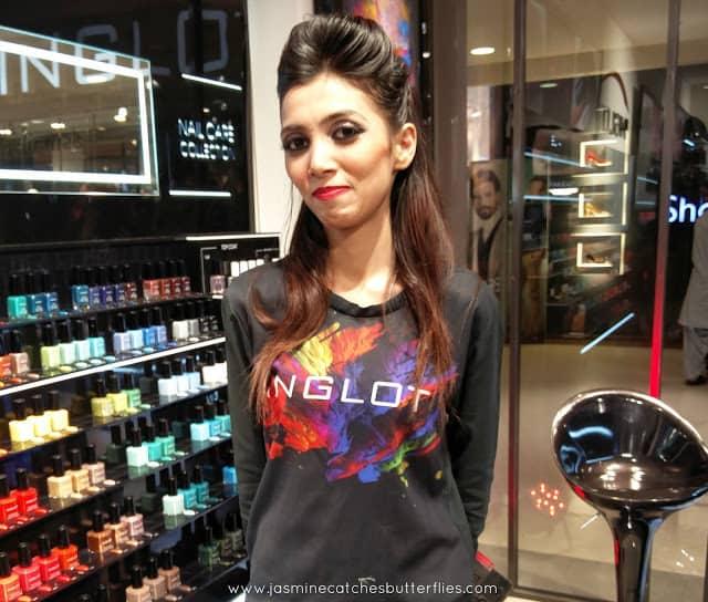 Inglot Store at DMC