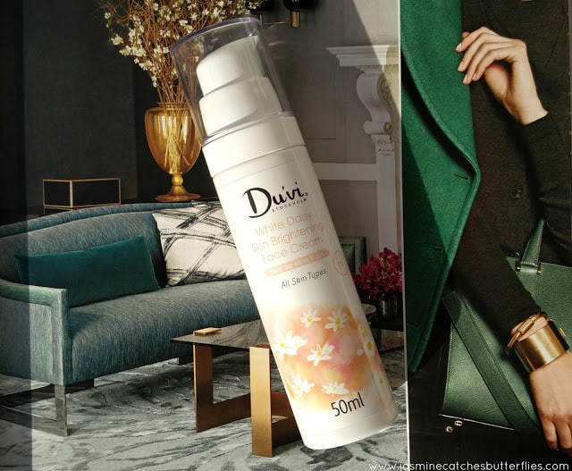 Duvi Stockholm White Daisy Skin Brightening Cream