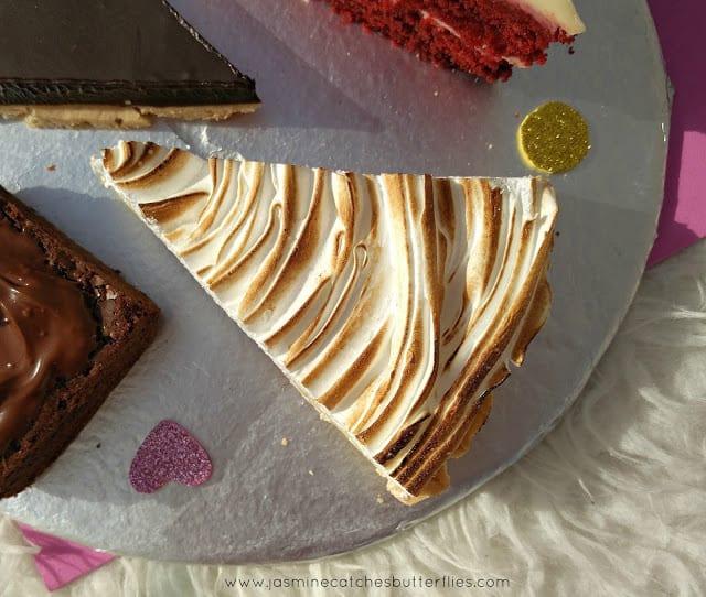 Kakes by Karimi Lemon Meringue Pie