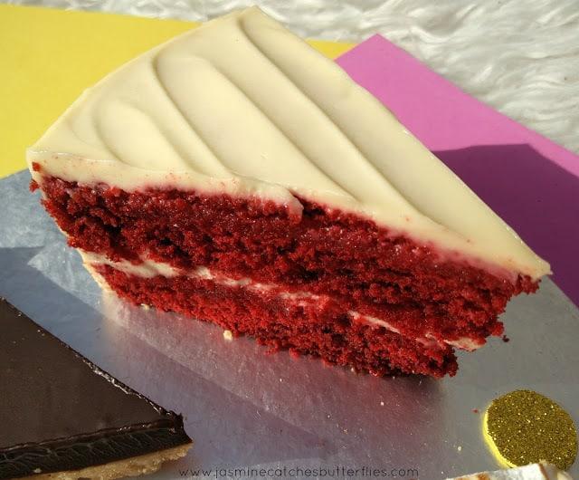 Kakes by Karimi Red Velvet Cake
