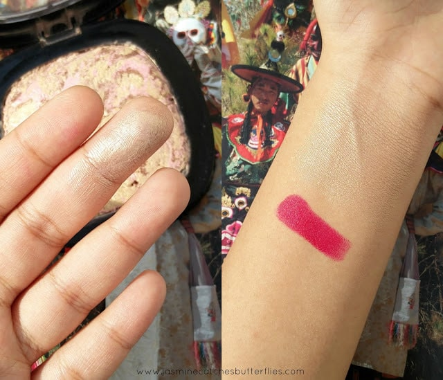 Wet n Wild Hollywood Boulevard and Cherry Picking Review and Swatches