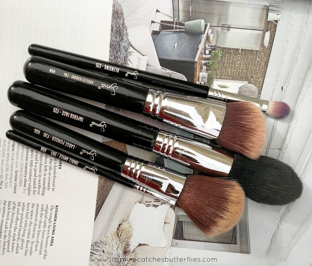 Five Holy Grail Sigma Brushes