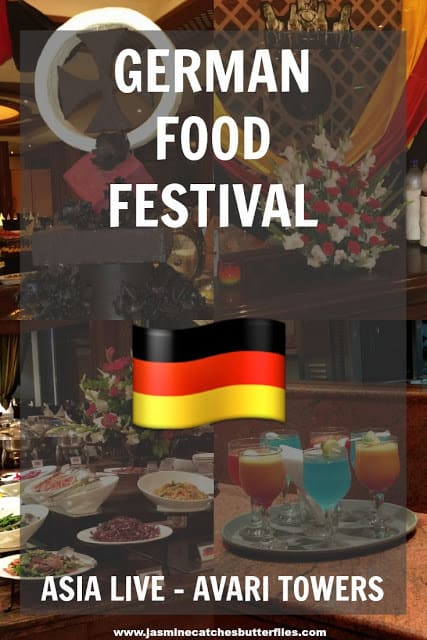 German Food Festival at Asia Live, Avari Towers