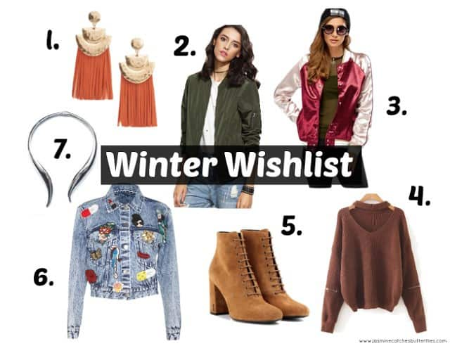 Based On Trends Winter Wishlist For 2017