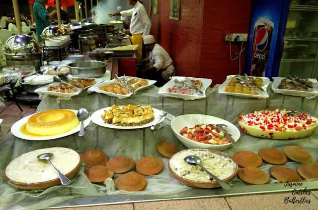 Rabri, Kheer, and other desserts