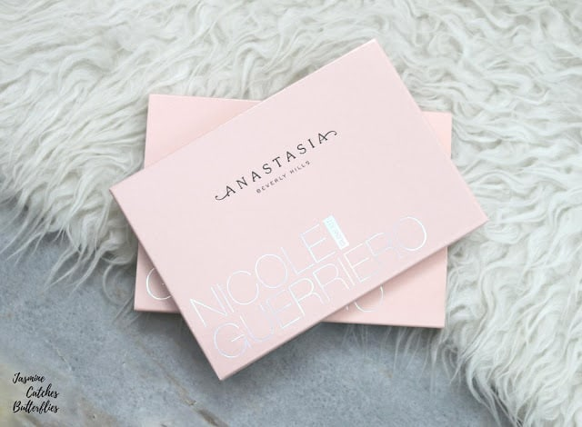 Nicole Guerriero and Anastasia Glow Kit