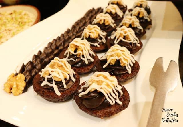 Chocolate Tarts