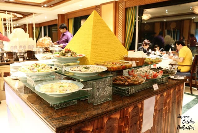 Egyptian Food Festival at Asia Live, Avari Towers