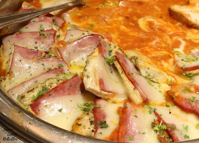 Chicken Al Valdostana
