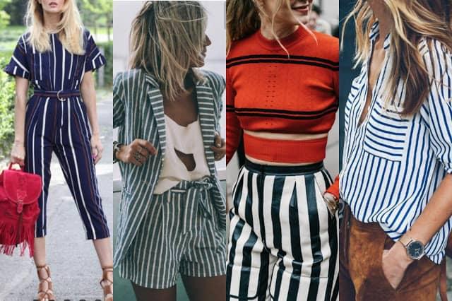 Stripes in Fashion