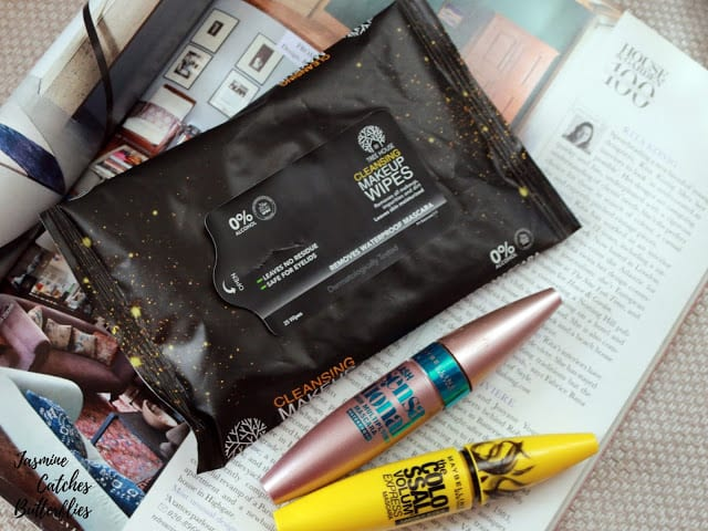Tree House Makeup Wipes Review – Do These Actually Work on Waterproof Mascara?