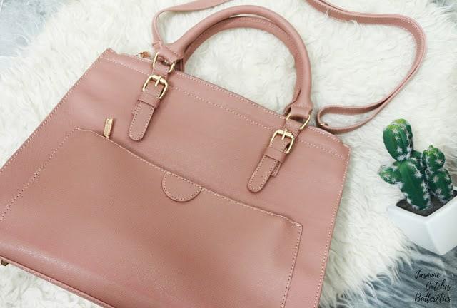 Silk Avenue Handbag and Shopping Experience Review