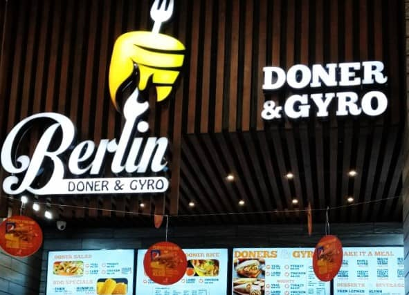 Berlin Doner and Gyro Review