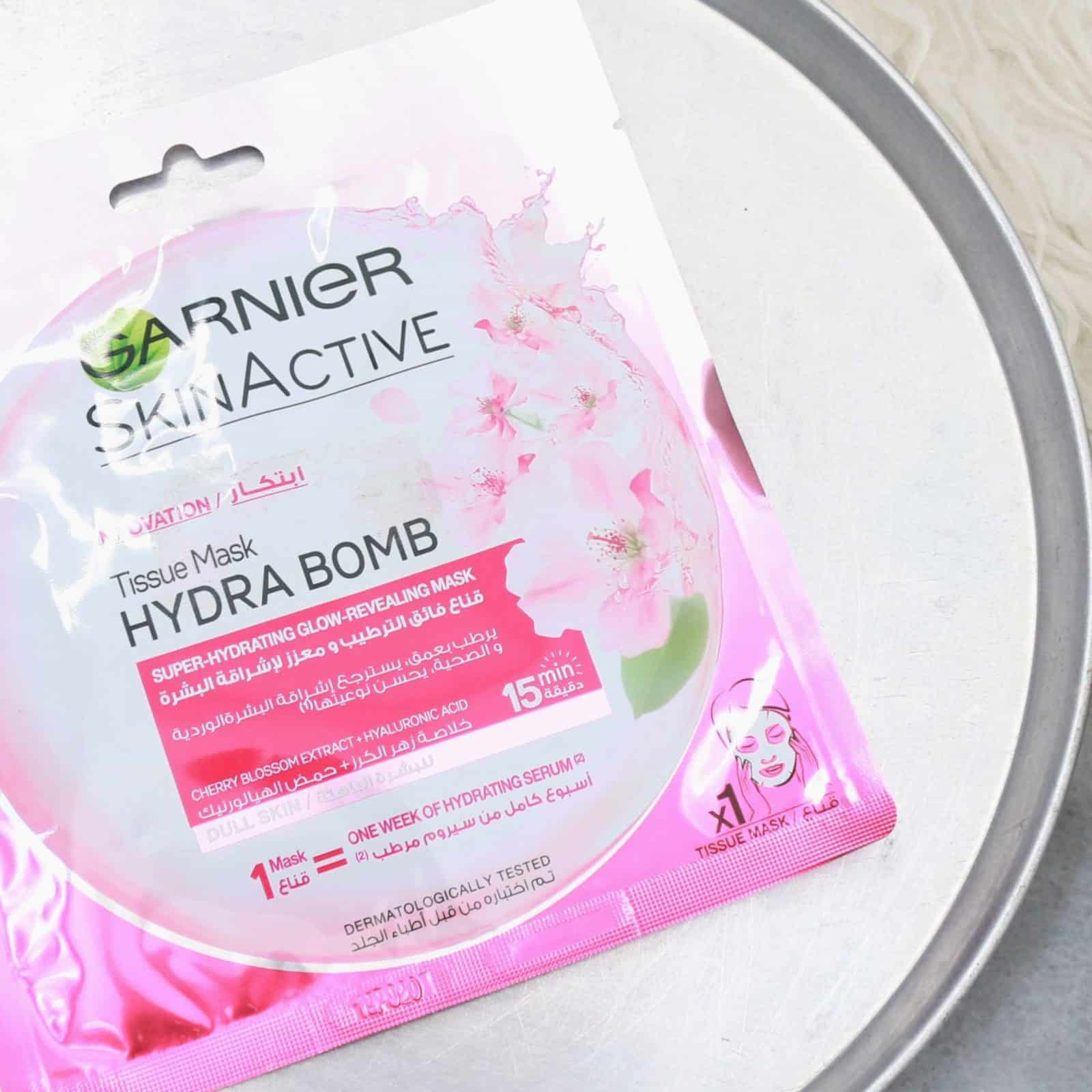 Why I Would Never Buy Garnier Hydra Bomb Masks Again