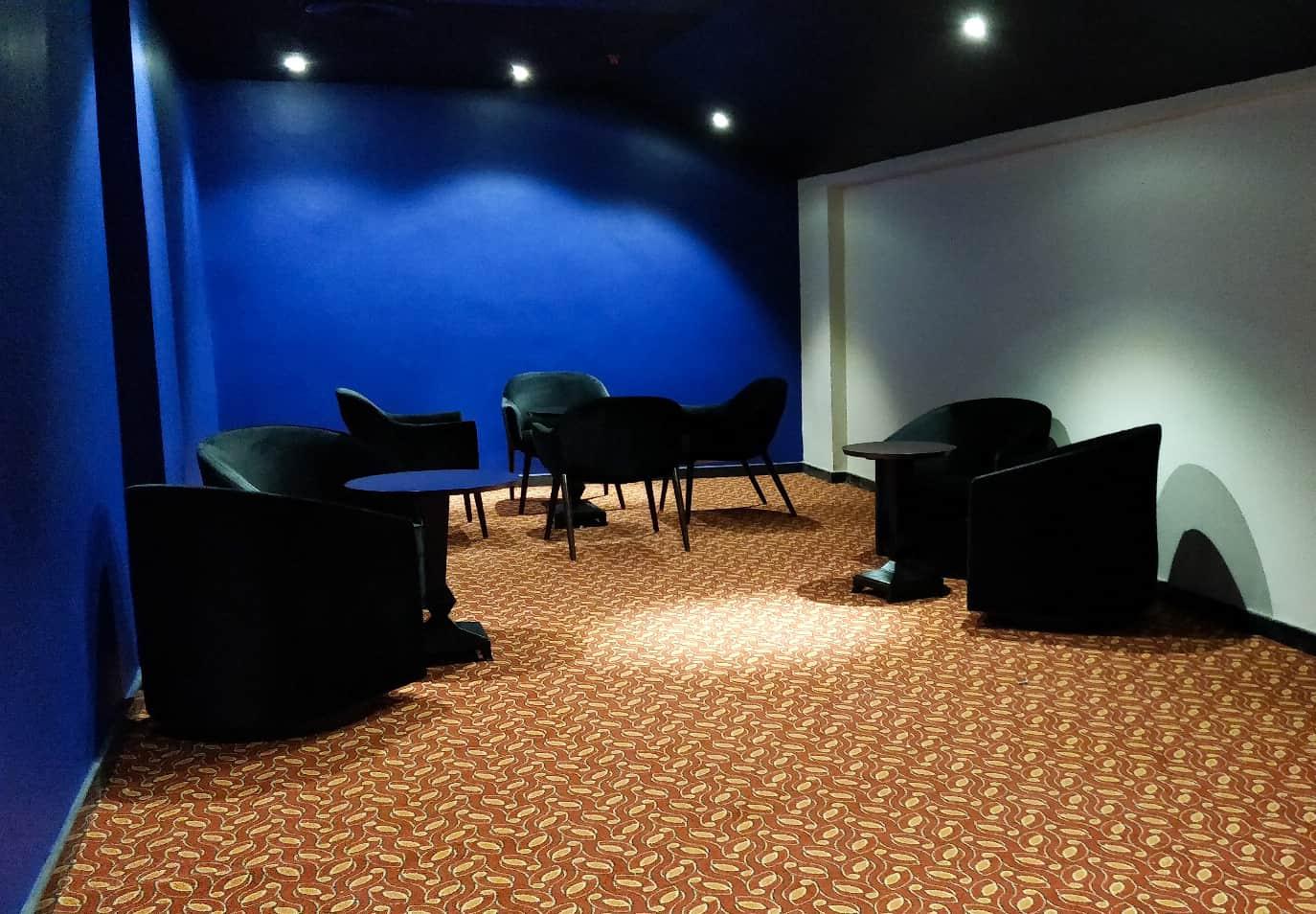 Executive Lounge at Nueplex Rashid Minhas Road