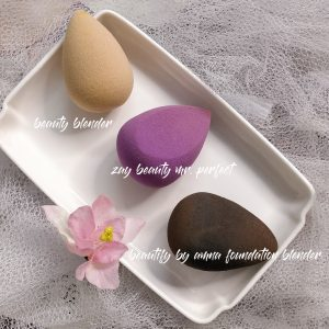 Beauty Blender, Zay Beauty, Beautify By Amna makeup sponges