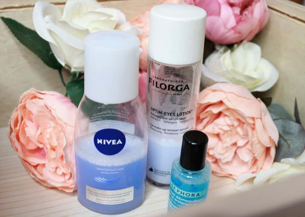 Best Waterproof Eye Makeup Removers
